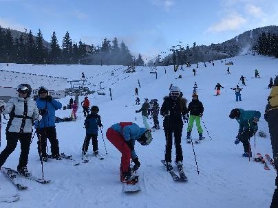 惠斯勒滑雪場。