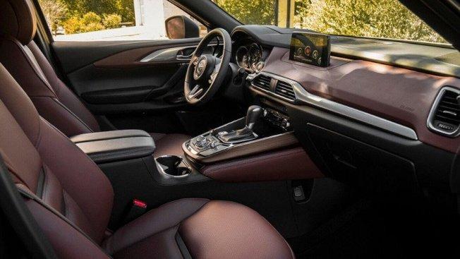 多項功能被列為標準配備。(Mazda)