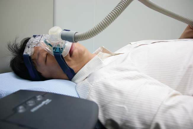 醫學研究證實,睡眠呼吸中止症會導致身心健康負向循環。(本報資料照片)