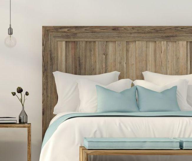 摩羯座會覺得家中溫暖的床讓你不願離開。Getty Images