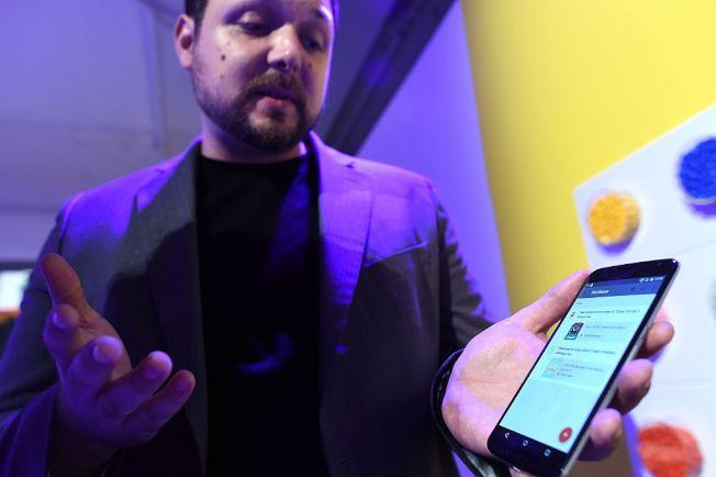 各種訊息通知,已經成為現代人生活的一部份。(Getty Images)