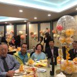 北美華人會計師協會歡度感恩節