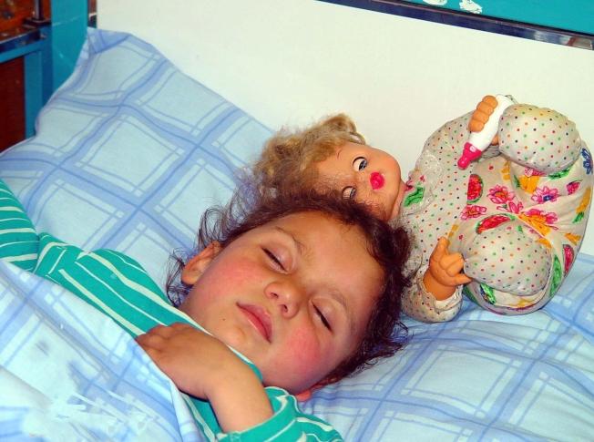 遭受家庭暴力的兒童對動物殘酷的可能性高出三倍。(Getty Images)