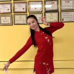 舞蹈家梁坤鈿 專注中西合璧新創作