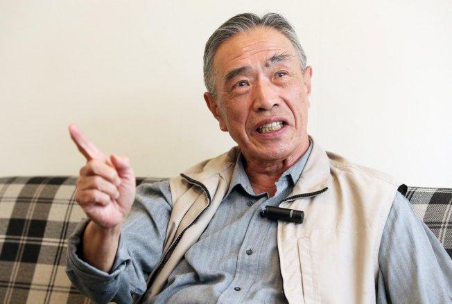 前台灣軍事情報局副局長翁衍慶,早在11月24日接受聯合報獨家專訪時指出,「王立強從頭到尾在瞎扯」。(聯合新聞網)