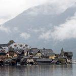 奧地利世遺小鎮哈修塔特失火 4木屋幾全毀