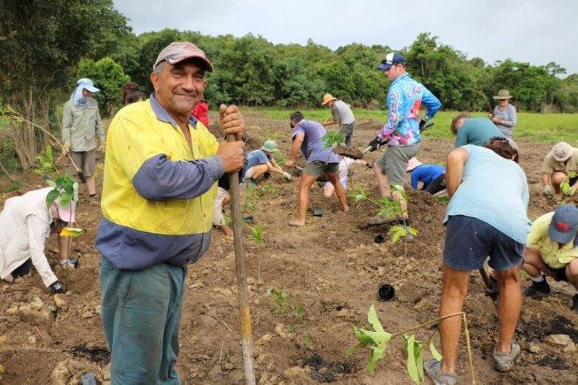 護大堡礁 澳農改造甘蔗田