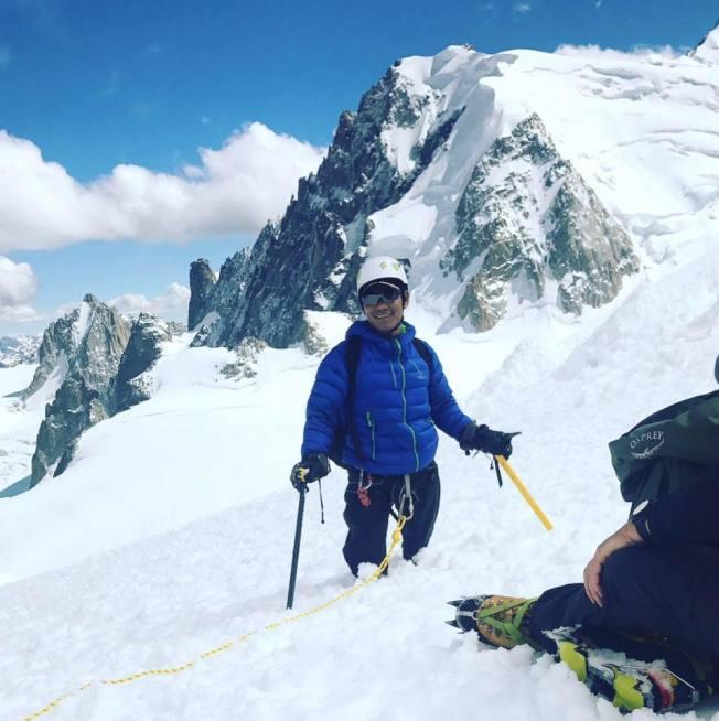 他雙腳截肢 明春戰珠峰尼泊爾