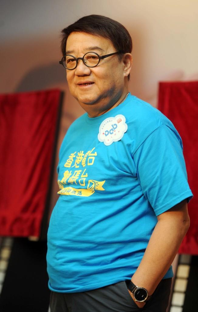 香港著名音樂人黎小田病逝,他曾與張國榮合作不少經典歌曲。(中通社資料照片)