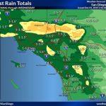南加下周二起再迎降雨
