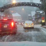 大雪來襲 箭頭湖6000戶停電