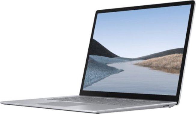 微軟手提電腦Surface Laptop 3。(取自百思買)