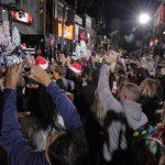 好萊塢耶誕遊行 氣氛熱烈有看頭