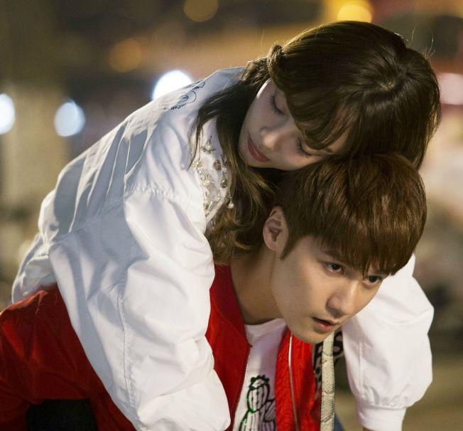 李小璐、蔣勁夫主演的《你這麼愛我,我可要當真了》預計在明年開播。(取材自豆瓣電影)