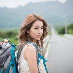 李毓芬扮最美背包客 飄逸仙氣竟靠這個…害她頻笑場
