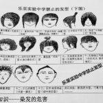 四川這中學推髮禁 13禁忌髮型漫畫太爆笑