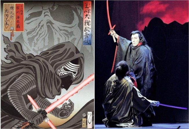 星際大戰 出歌舞伎版