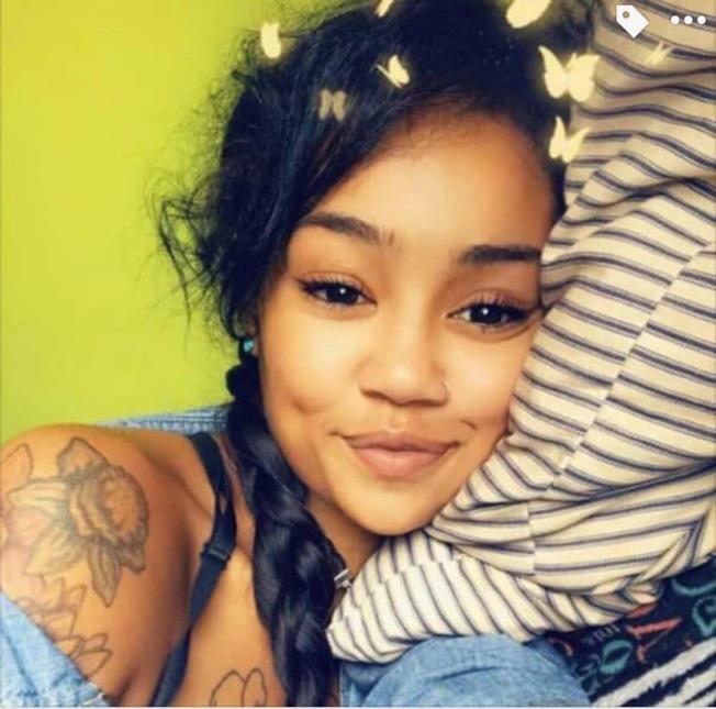巴爾的摩郡在黑五發生車禍慘劇,23歲的Alexis Lashey Steele不治。(臉書)
