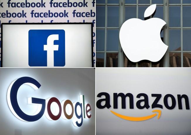 過去十年中,「矽谷六強」應付與實支稅款間的差距達到1002億元。(Getty Images)