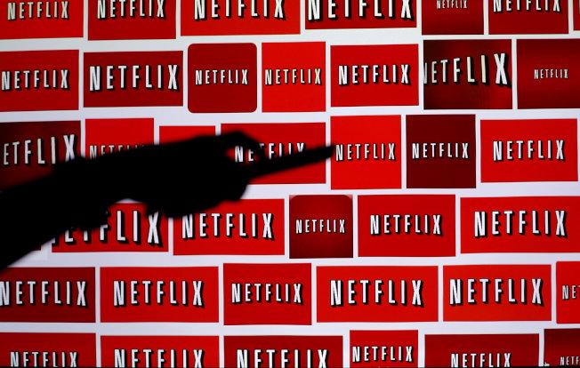 排名第四的Netflix稅賦占獲利的15.8%。(美聯社)