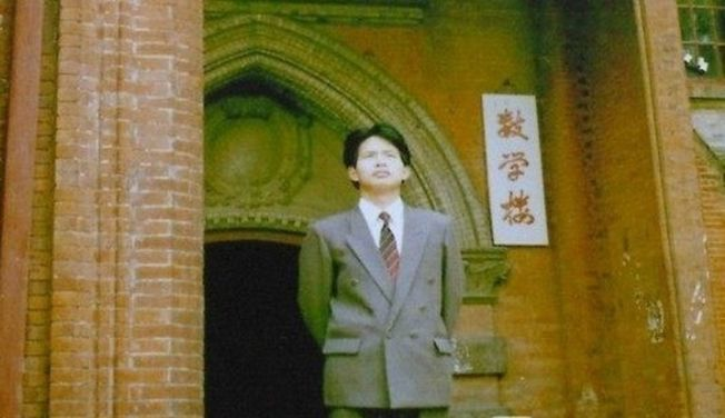 王永強留給家人的照片。(取材自荔枝新聞)