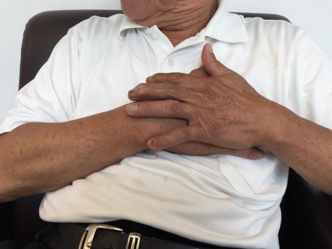 氣溫直直落,心肌梗塞風險也增加。專家強調,心肌梗塞症狀男女有別,要特別小心。(本報資料照片)