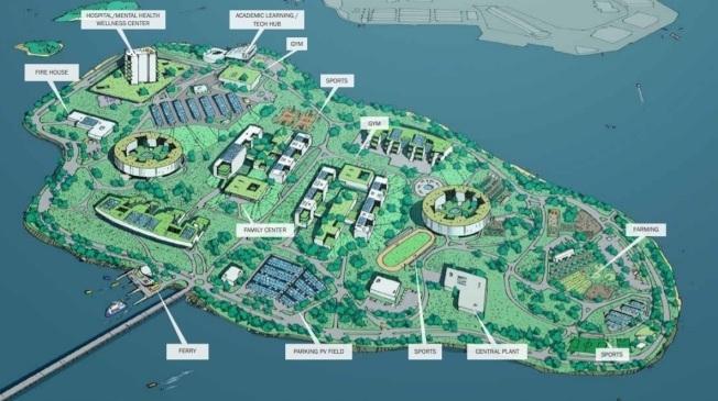 市府提交ULURP申請,重新規畫雷克島,禁止2026年後繼續關押犯人。(本報檔案照)