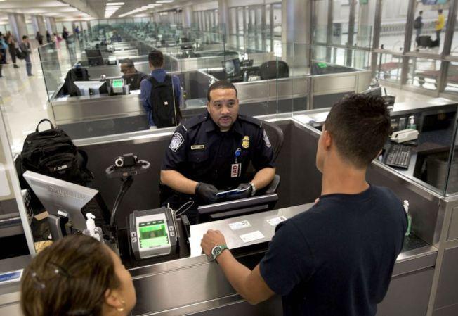 聯邦海關和邊境保護局(U.S. Customs and Border Protection,簡稱CBP)如今入境審查極為嚴苛。(Getty Images)