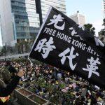 太古長沙灣遊行 香港多區繼續「和你Lunch」