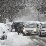 風暴狂襲 東北數百校關閉 公路受阻交通亂 660航班取消