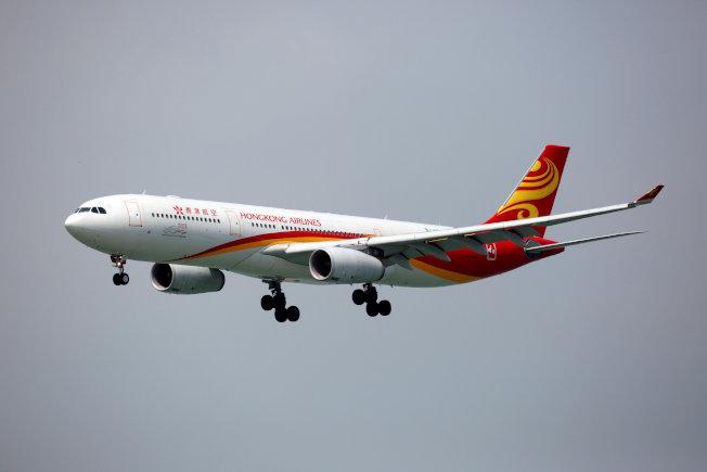 香港航空面臨撤照危機。(路透資料照片)