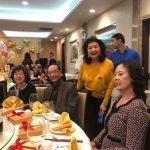 北美華人會計師協會 感恩餐會