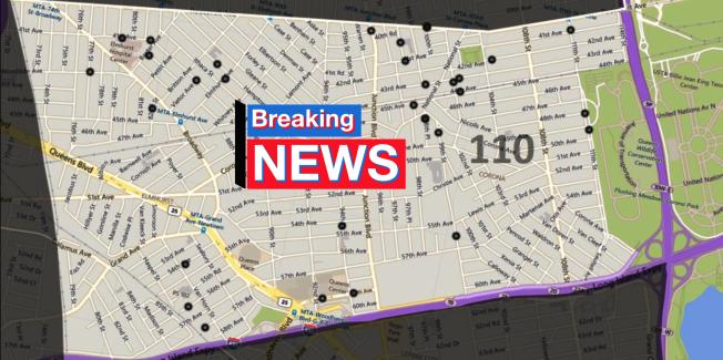 市警110轄區內近期發生至少30起入車盜竊案,圖中黑點為竊賊作案地。(市警提供)