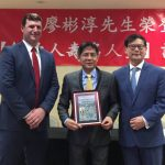 紐約人壽廖彬淳 首位且唯一華裔入選名人堂