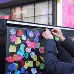 跨年倒數  時報廣場新年許願牆開放