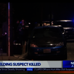艾市亞裔男持刀 遭警當場擊斃
