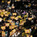 反美香港法案 林鄭:配合北京反制 對5大訴求「沒有補充」