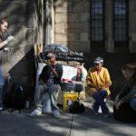 紐約遊民送北卡 民意分歧