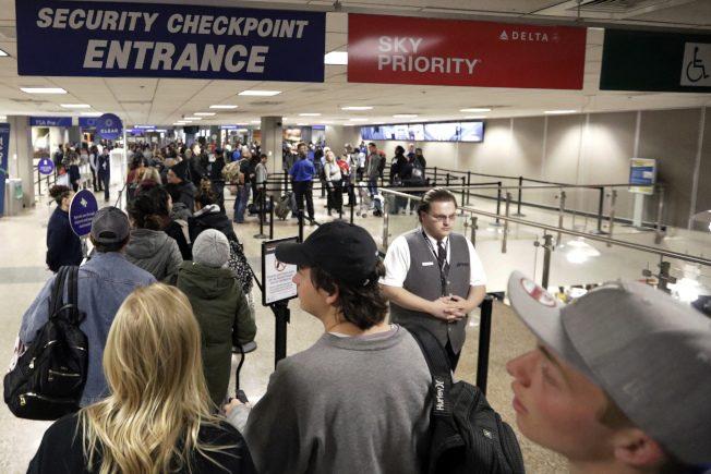 美國防恐再升級 機場擬啟用臉部拍照辨識