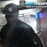 非裔男華埠地鐵站打劫 專搶女性