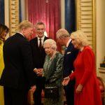 北約成立70年 女王接見