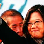 民調:蔡英文領先韓國瑜34% 近5成怕韓當總統