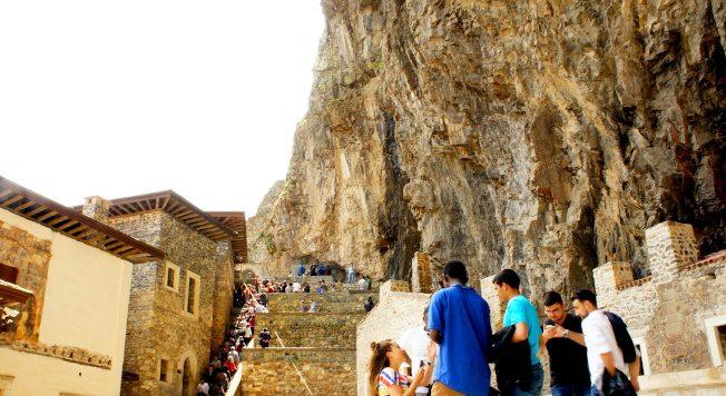 修道院、夏宮、古城… 探索東土耳其帝國文明