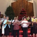 夏威夷台灣基督長老教會感恩節禮拜