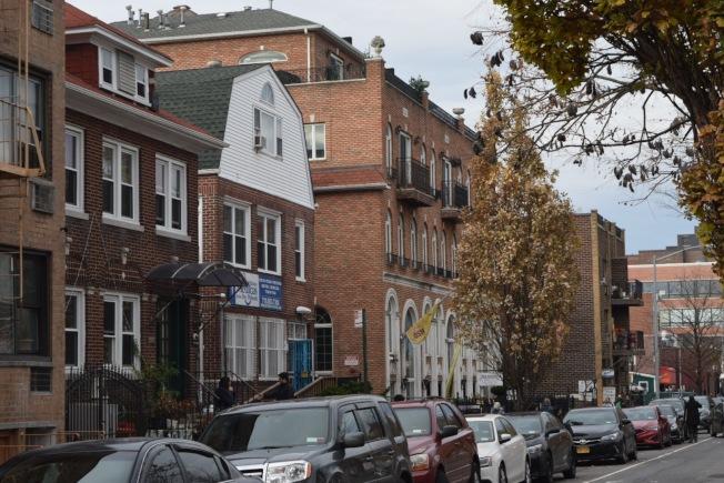 傑克森高地生活便利,民眾對房屋的需求高出全美平均水平,未來房價看好。(記者顏潔恩/攝影)