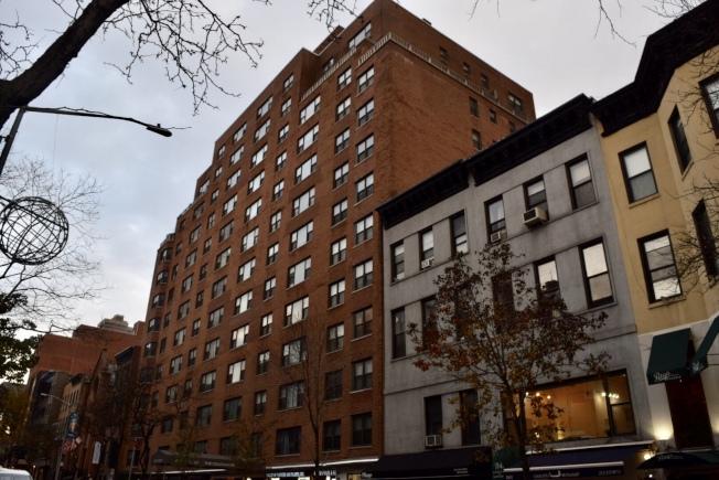 曼哈頓Madison大道交東60街一帶升值率高,值得投資。(記者顏潔恩/攝影)