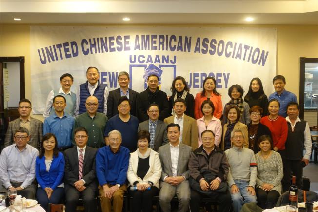 新澤西華人聯合總會2019華人參選總結研討會。(記者謝哲澍╱攝影)