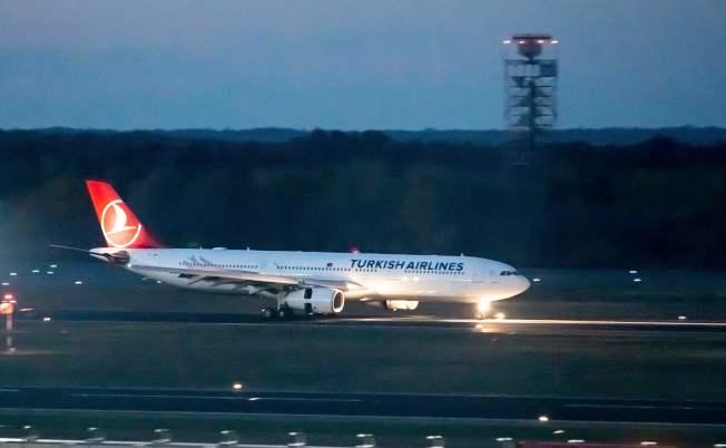 土耳其航空被評為往返北美和歐洲之間最佳航空公司。(Getty Images)