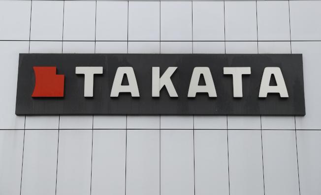 日本高田公司過去生產的汽車安全氣囊又出現新問題,至少已有一人死亡,BMW汽車已呼籲受影響的車主暫時停用車輛。(美聯社)