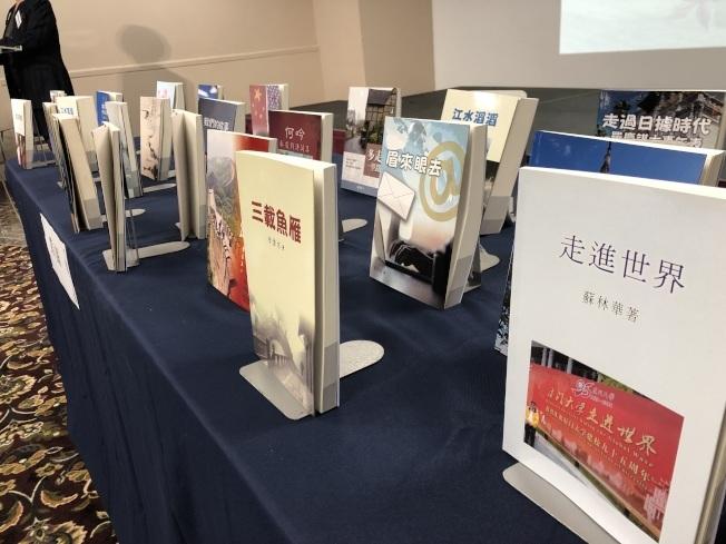 世界日報第九屆「大家來寫書」12月6日下午1時半舉辦新書發表會,歡迎愛書民眾踴躍參與。(本報檔案照)